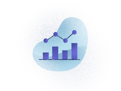 Stats minimal website web flat app branding graphic icon illustration ux ui animation handmade calligraphy brush lettering design
