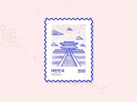 Seoul Stamp