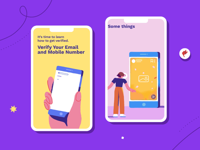 Snapchat - Discover Show art direction safety channel colours animation motion motion graphics graphic vector characters inspiration texture design illustration