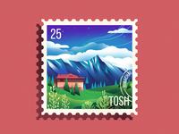 Himachal Stamp