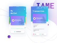 IAME wallet