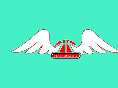 basketball club branding logo graphic design 3d