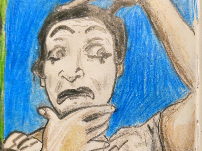 mime mime alabama daily drawing illustration sketch