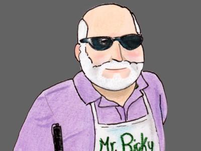 Ricky Trione illustration