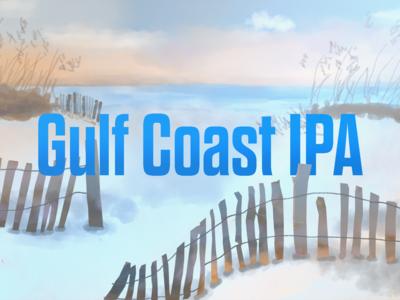 Gulf Coast IPA Label