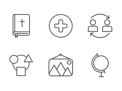 Community Group Icons