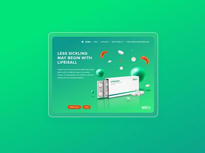 Key Visual | W3 Life | 2020 design illustration branding logo graphic design ui