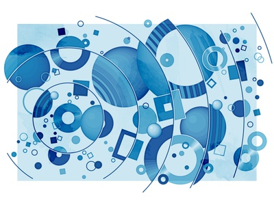 Abstract composition #2 abstract abstract design composition vector design 2d illustration graphic design