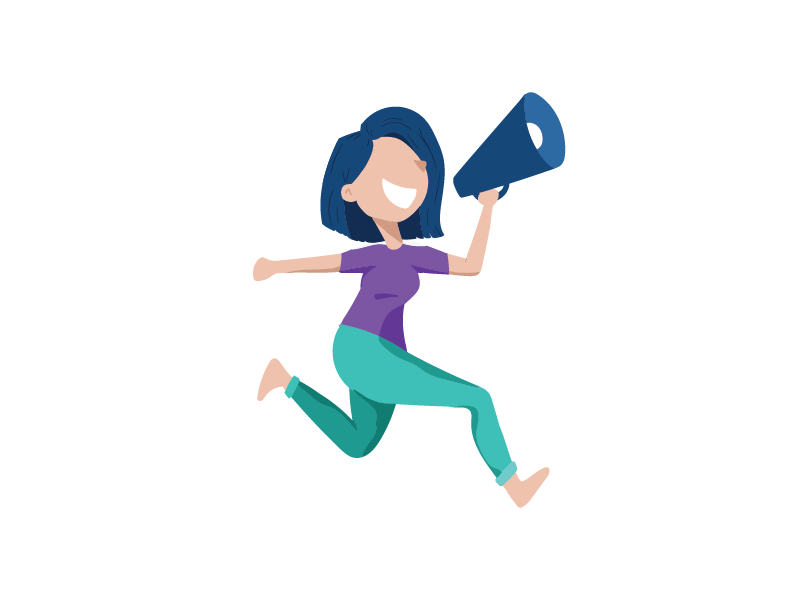 Shout Out by Althea Solomons on Dribbble