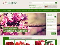 707Flores - New Website