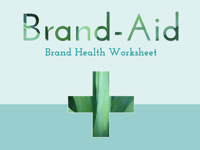 Brand-Aid Cover worksheet aloe cover illustrator opt-in aloe creative