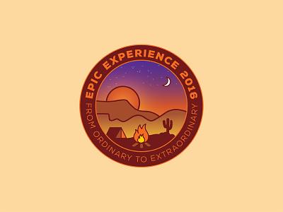 Epic Experience arizona camping desert