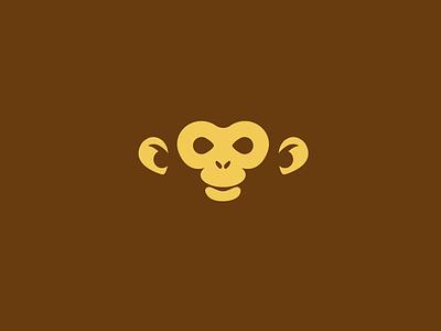 Monkey Icon graphic design corporate identity graphic ci company brand logotype logo