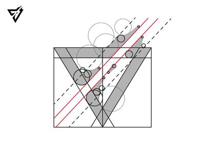 Paintball logo grid