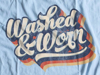 Washed & Worn Textures design resources worn washed aged free distressed textures t-shirt