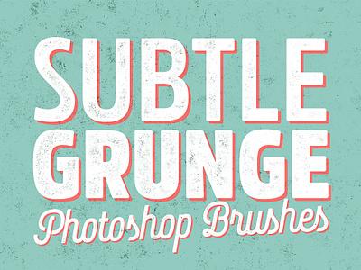 Free Subtle Grunge Photoshop Brushes subtle grunge brushes subtle grunge free brushes brushes photoshop brushes photoshop free