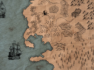 Treasure Map Maker