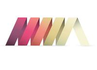 Ribbon style logo graphic