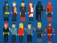 Comic-Con Costumes
