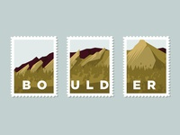 Colorado Postage