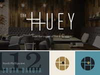 Huey Logo
