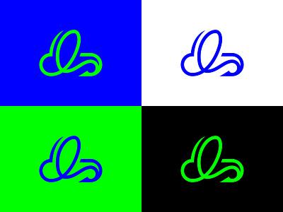 Dry Fly - Palette illustration sport palette colors vector mark logo design logo line identity icon design branding brand design brand