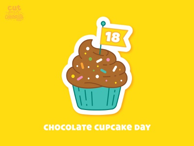 October 18 - Chocolate Cupcake Day choose how to celebrate celebrate every day chocolate cupcake chocolate cupcake day chocolate cupcake day