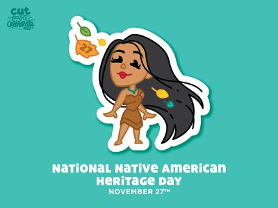 November 27 - National Native American Heritage Day heritage native american heritage native american heritage disney fan art fanart pocahontas native american