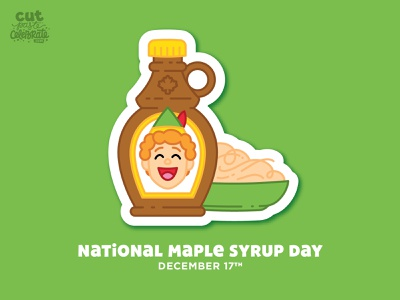 National Maple Syrup Day - December 17 christmas spaghetti maple syrup maple syrup will ferrell buddy the elf elf
