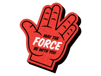 May the Force Live Long & Prosper