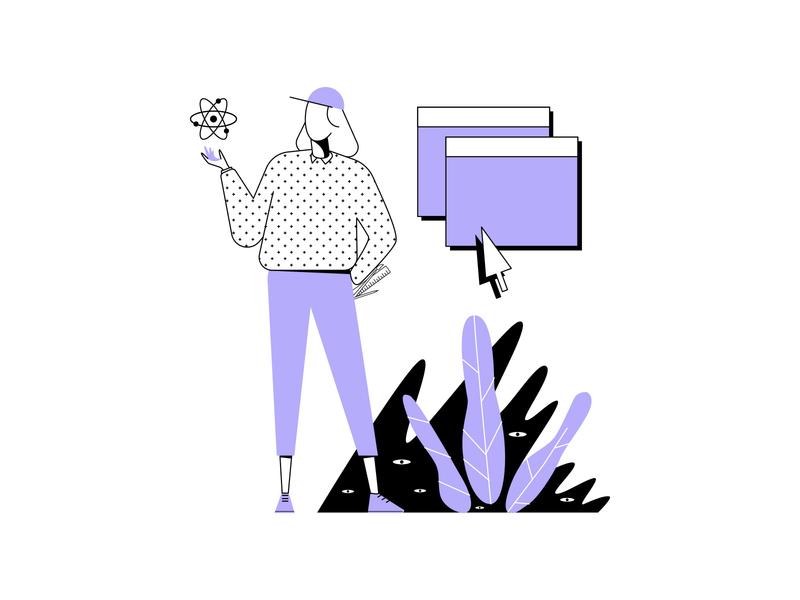 Tönt Art Direction Web Page illustrator animator tönt tont web design art direction illustration