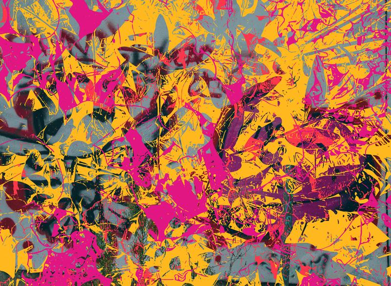 Lightness More Lightness black pink yellow vector art vector