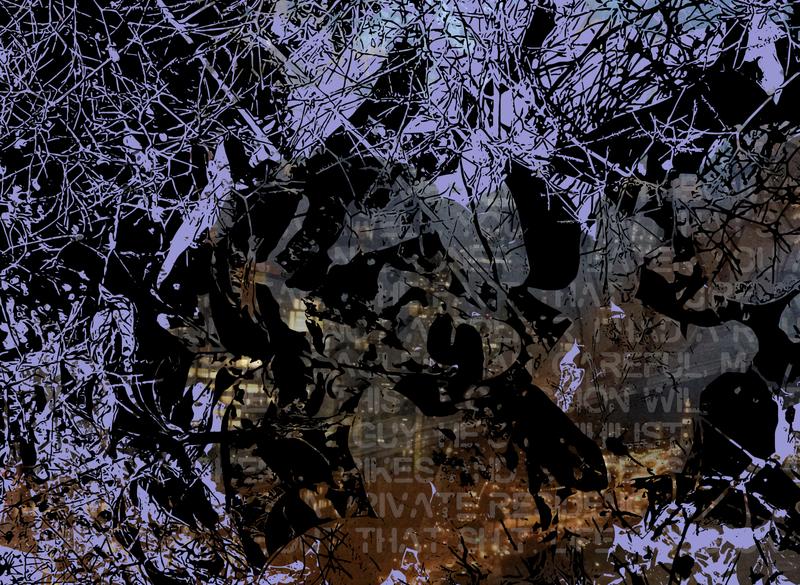 Other Peoples Words purple black vector art vector