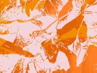 Orange in the Flowers
