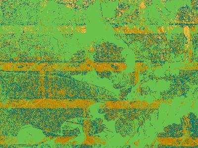 Inside Green & Orange
