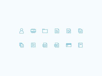 Unused Icons workbook receipt folder file unused icons core icons system icons line icons rejected icons icons