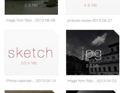 File Browser for App.net