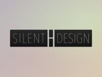 Silent H Design - Logo