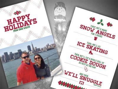 Holiday Card 2K13 christmas holiday card personal family