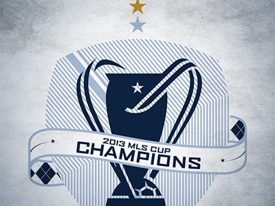 MLS Cup Champions Canvas print