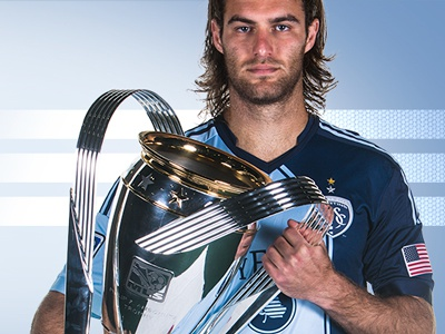adidas billboard - Graham Zusi soccer mls billboard kansas city sporting kc sporting kansas city adidas sports