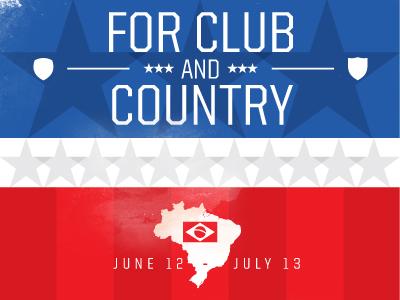 For Club & Country soccer mls sporting kc usa skc kansas city us soccer