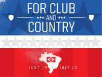 For Club & Country