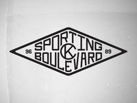 Sporting x Boulevard mark