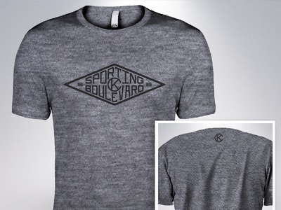 SKC x Boulevard shirt