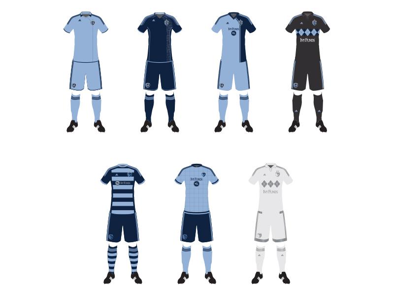 History, Part 2 jersey kit kc adidas argyle sporting kansas city sporting kc kansas city mls soccer