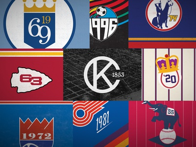 No Other City, est. 1853 kc history sports art kansas city