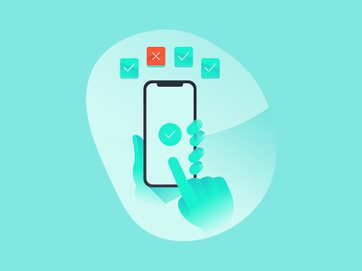 Moderate ios icons team ux ui download web design noise texture illustration