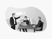 Offline Marketing Desk
