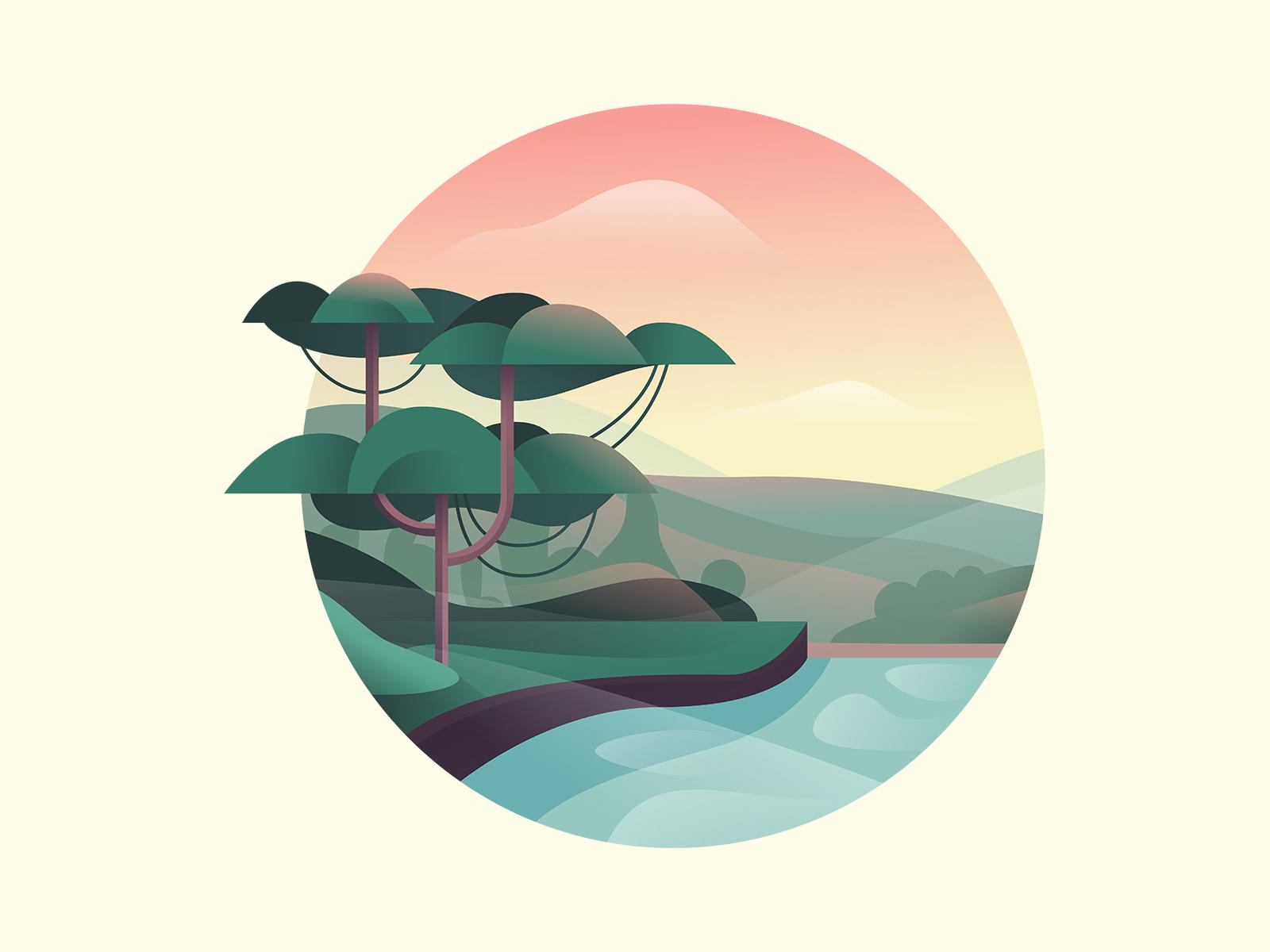 Nature 4x